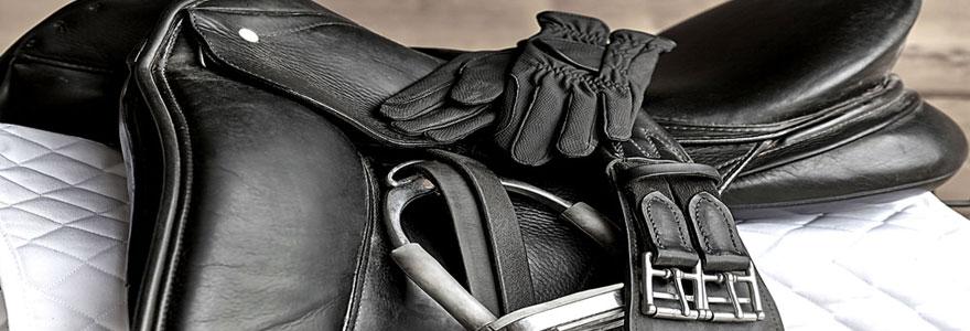 Achat de matériel professionnel d'équitation en ligne