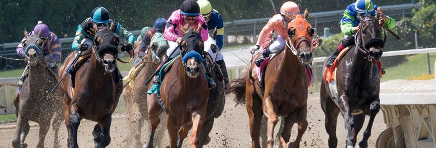 La course de chevaux Palio delle Contrade